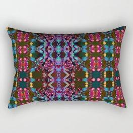 Aligned Rectangular Pillow