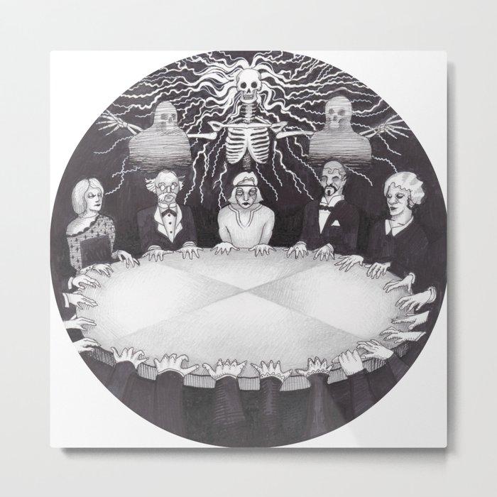 Séance Metal Print