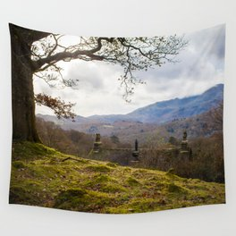Secluded Wall Tapestry