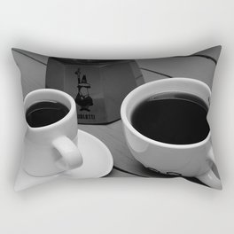 Coffe for two Rectangular Pillow