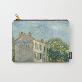 The Restaurant Rispal in Asnières Carry-All Pouch