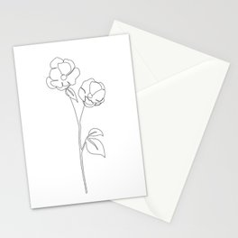 Blossom Out Stationery Cards