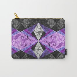 Marble Geometric Background G433 Carry-All Pouch