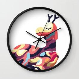 Female Creature Wall Clock