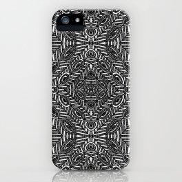 Achrom Large iPhone Case