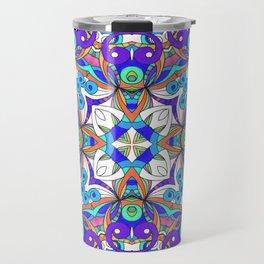 Drawing Floral Doodle G3 Travel Mug
