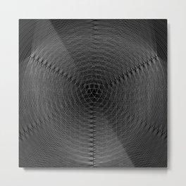resonant circles Metal Print