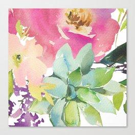 Summer Dreamin' Canvas Print