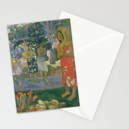 Paul Gauguin - Ia Orana Maria (Hail Mary) (1891) Stationery Cards
