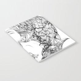 Brenna Whit - Line Notebook