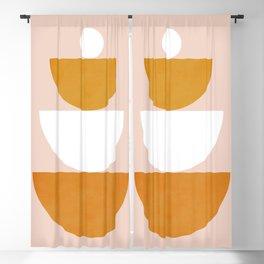 Abstraction_Balance_Minimalism_002 Blackout Curtain