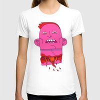 ed sheeran T-shirts featuring Ed by RAYOTE CABANE