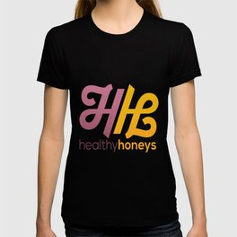 Healthy Honeys Logo! T-shirt