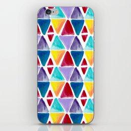 Painted Pattern II iPhone Skin