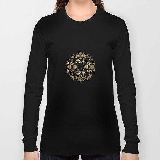 Ornamental Pattern 6 Long Sleeve T-shirt