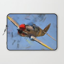 Curtis P-40 Laptop Sleeve