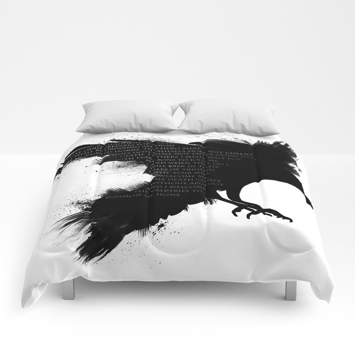 I Welcome The Valkyries Comforters