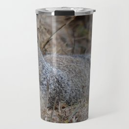 squirrel salute Travel Mug