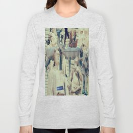 Come to me, I'll rest your soul Long Sleeve T-shirt