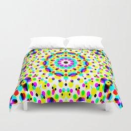 Colorful Dot Fantasy Duvet Cover