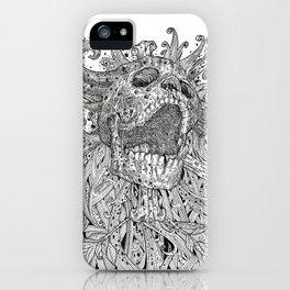 Demonic Horns (2013) iPhone Case