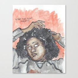 Taystee OITNB Canvas Print