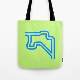Groningen - Outline Tote Bag