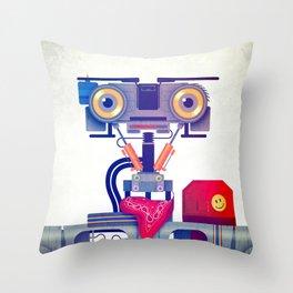 Input? Throw Pillow