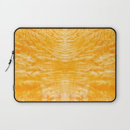 underwater fire, a coral dream of tree branches in orange Laptop Sleeve