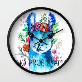 No Prob Llama Wall Clock