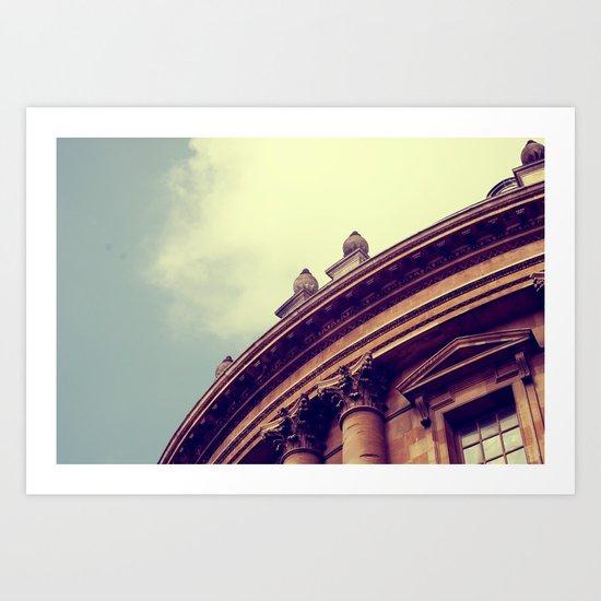 Oxford Art Print