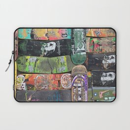Boards were made to  be broken Laptop Sleeve