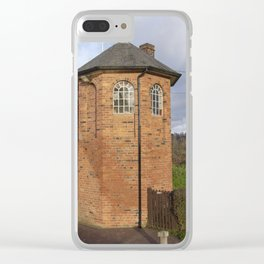 Bratch Locks toll house Clear iPhone Case