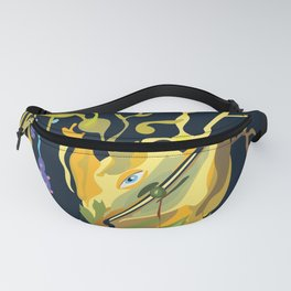 Your Soul is a Garden. Fanny Pack