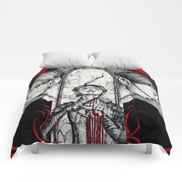 Blood mage Comforters