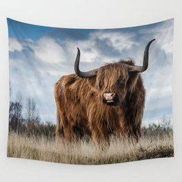 Highlander 2 Wall Tapestry