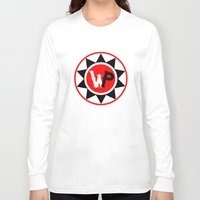 sports Long Sleeve T-shirts featuring sports punk by rafzombie