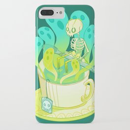 Fancy a Cuppa? iPhone Case