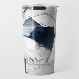 A Cameo Heart Travel Mug