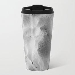 Every grain of sand beneath me Travel Mug