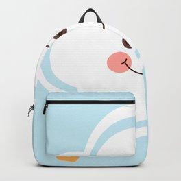 Cute Cloud Backpack