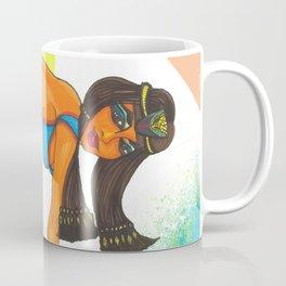 """""""Cleo Warmth"""" Coffee Mug"""