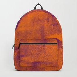 Rusty Steel Backpack