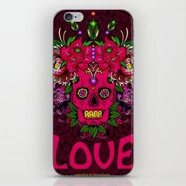 """LOVE MAGIC"" iPhone Skin"