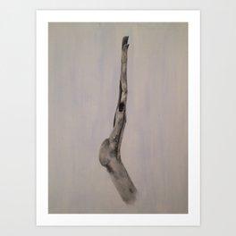 One Hand Art Print