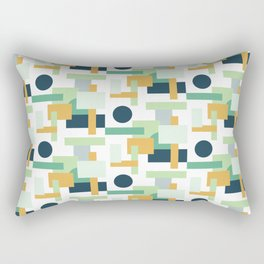 Fresh Pattern I Rectangular Pillow