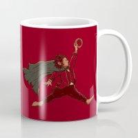 air jordan Mugs featuring Air Frodo by Taylor Rose