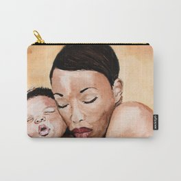 Mother and baby. Carry-All Pouch