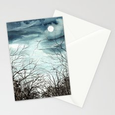 Enchanted Moon Stationery Cards