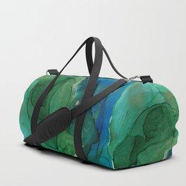 Ocean gold Duffle Bag